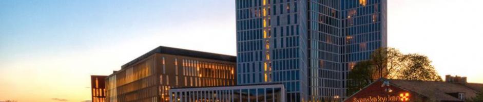 Clarion Malmö live – inredningsentreprenad